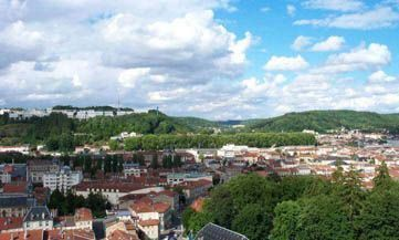La 11° ville la plus hab. de Lorraine