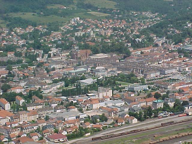 Les 15 villes les plus habitees des vosges page 2 for Vosges code postal