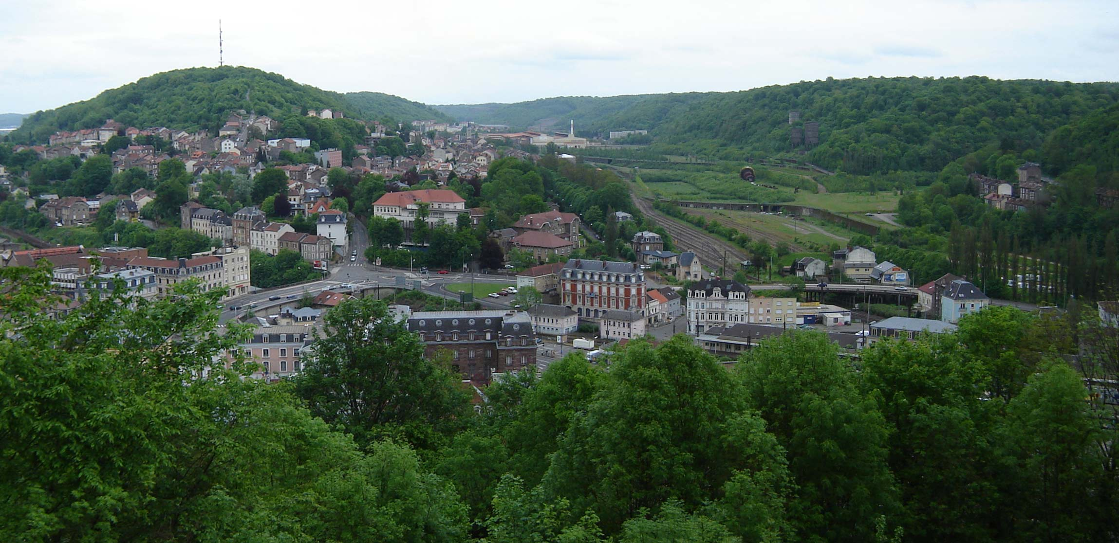 La 20° ville la plus hab. de Lorraine