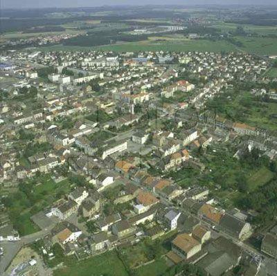 La 18° ville la plus hab. de Lorraine