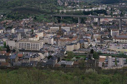 La 17° ville la plus hab. de Lorraine